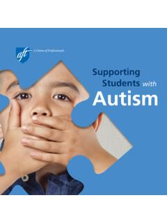 Supporting Students Autism - AFT