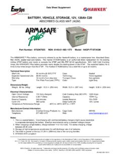 BATTERY, VEHICLE, STORAGE, 12V, 120Ah C20 ... - …