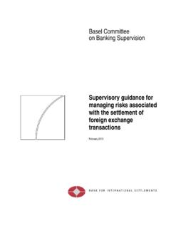 Supervisory guidance for managing risks associated with ...