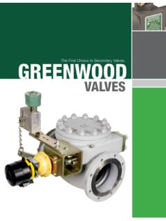 Greenwood Valve - Quick Closing Valves - Lincoln Electric