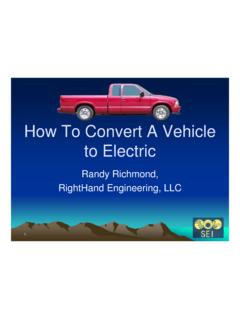 How To Convert A Vehicle to Electric RevB.ppt