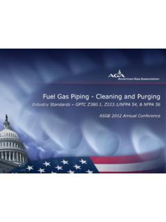 Cleaning and Purging - asge-national.org