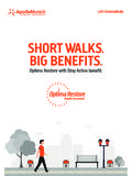 SHORT WALKS BIG BENEFITS - Apollo Munich …