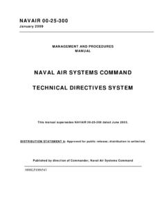 NAVAL AIR SYSTEMS COMMAND TECHNICAL …