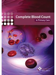 Complete Blood Count - bpac