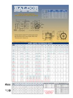 NEMA QUICK REFERENCE CHART - Home - …