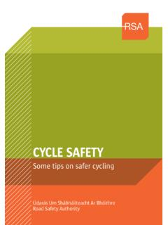 CyCle Safety - RSA.ie