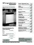 Dishwasher Use & Care Manual - Whitesell Search